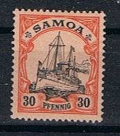 Duits Samoa Y/T 47 (*) - Colony: Samoa