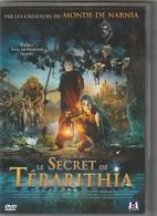 DVD    Le Secret De Térabithia   (  TTB  état ) - Fantasy
