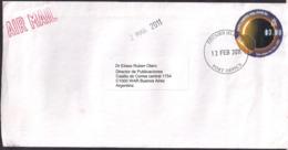 Pitcairn Islands - 2011 - Éclipse Totale 2005 - Briefmarken