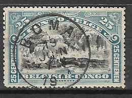 DQ612: BOMA - Congo Belge