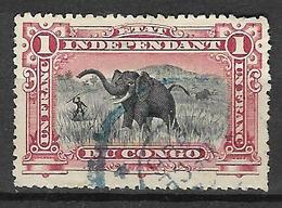 DQ611: N° 26 - Congo Belge