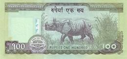 NEPAL P. 64b 100 R 2010 UNC - Nepal