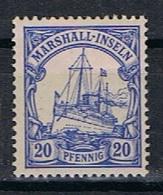 Duitse Marshalleilanden Y/T 16 (*) - Colony: Marshall Islands