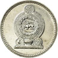 Monnaie, Sri Lanka, 50 Cents, 1996, SUP, Nickel Plated Steel, KM:135.2a - Sri Lanka