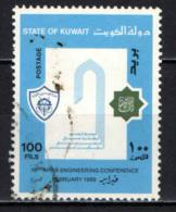 KUWAIT - 1989 - 18th Arab Engineering Conference - USATO - Kuwait