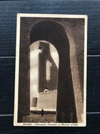 BRINDISI MONUMENTO NAZIONALE AL MARINAIO D'ITALIA  1938  FASCIO - Brindisi