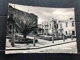 FRANCAVILLA FONTANA PIAZZA MONUMENTO  1958 - Brindisi