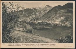 °°° 14823 - ANDORRA - LA MASSANA - SISPONY I PIC DE CASAMANYA °°° - Andorra