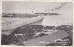 RAMSGATE, Kent, England, UK, 1906 ; Steamship Hoh-i-noor Arriving - Ramsgate