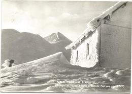 Y4715 Parco Nazionale D'Abruzzo (L'Aquila) - Rifugio Di Forca Resuni E Monte Petroso / Viaggiata 1966 - Italia