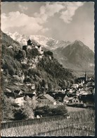 °°° 14835 - LIECHTENSTEIN - VADUZ - 1957 °°° - Liechtenstein