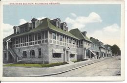 Business Section, Richmond Heights, Halifax, N.S., Unused  (9983) - Halifax