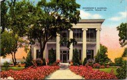 Texas Austin Governor's Mansion - Austin