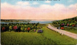 Texas Waco Waco Dam And Lake On Highway 67 - Waco