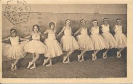 Montpellier (34 - Hérault) Cours De Danse De Madame Cereda - Opéra De Montpellier - édit Studio Bras Circulée 1947 - Montpellier