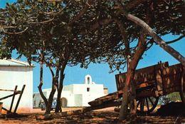Spain Formentera Islas Baleares El Pilar Parroquia De La Mola Postcard - Andere
