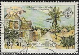 Seychelles SG906 2001 Milestones In Seychelles History 1r.50 Good/fine Used [40/32932/1D] - Seychelles (1976-...)