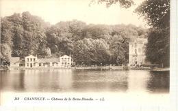 60 - Coye-la-Forêt (ecrit Chantilly)- Château De La Reine Blanche - Frankrijk