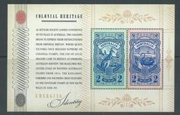 Australia 2011 Emerging Identity Colonial Heritage Miniature Sheet MNH - 2010-... Elizabeth II