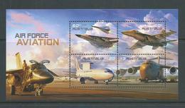 Australia 2011 Air Force & Plane Miniature Sheet MNH - 2010-... Elizabeth II