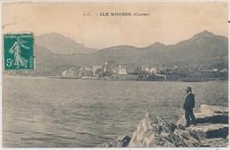 Cpa Corse Île Rousse - France