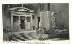 2020 - SEINE - 75 - PARIS - 1er Arrondissement  - Musée Du Louvre - Victoire De Samothrace - Trésor Des Cnidiens - District 01
