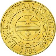 Monnaie, Philippines, 25 Sentimos, 2011, SPL, Brass Plated Steel, KM:271a - Philippines