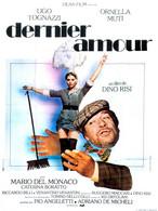 Af Orig Ciné DERNIER AMOUR Primo Amore (D.Risi) 1978 120X160 Illu Jouineau Bourduge Ugo Tognazzi Ornela Muti - Affiches & Posters