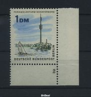 BERLIN 1965 Nr 264 Postfrisch FORMNUMMER 2 (86499) - Berlin (West)