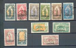 CAM 410 - YT    Obli 84-88-90-91-92-93-94-95-96-97-98 ° Obli - Kamerun (1915-1959)