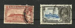 Gibraltar N°92 (A), 95 Cote 6 Euros - Gibraltar