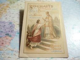 Calendrier Spirituel D.SAUDINOS-RITOURET PARIS - Non Classificati