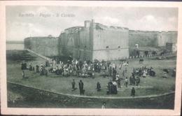 Barletta, Il Castello...... Cartolina Animata - Barletta