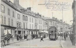 AMIENS: LA RUE DE BEAUVAIS - Amiens