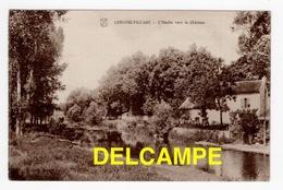 DD / 21 CÔTE D'OR / LONGVIC-VILLAGE / L' OUCHE VERS LE CHÂTEAU / 1930 - Francia