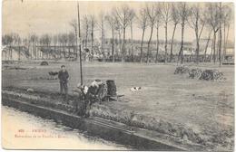 AMIENS: EXTRACTION DE LA TOURBE A RIVERY - Amiens