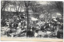 AMIENS: LE MARCHE A REDERIES - Amiens