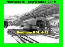 AL PR 06 - Les Cheminots Chargent La Remorque Messageries - SAINTE-CECILE D'ANDORGE - Gard - CFD - Altri