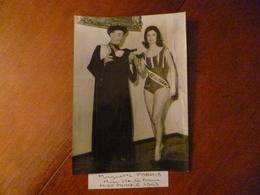 Muguette Fabris  Miss France 1963  Miss Ile De France Photo - Photos