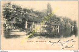 87.  BELLAC . Les Tanneries . - Bellac