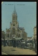 Bruxelles Brussel Parvis Saint Gilles  Marché 1919 - Marchés
