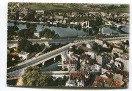 CPm  94 : VILLENEUVE ST GEORGES   Panorama     A   VOIR  !!!! - Villeneuve Saint Georges