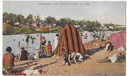 Orléans Les Bords De La Loire La Plage - Orleans