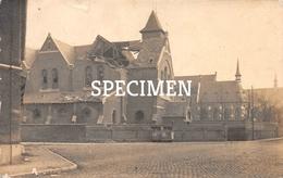 Fotokaart Ruines Kerk - Oostnieuwkerke - Staden