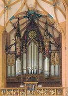 Annaberg-Buchholz (Saxe - Allemagne) St-Annen-Kirche - Grand Orgue - Iglesias Y Catedrales