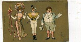 EXPO UNIVERSELLE PARIS 1900 - Exposiciones