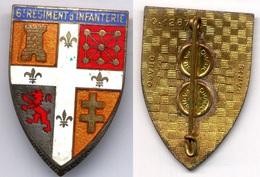 6° Régiment D'Infanterie - Armée De Terre