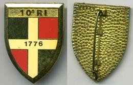 10° Régiment D'Infanterie - Armée De Terre