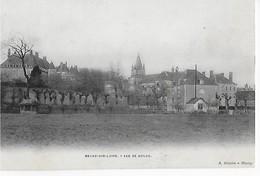 MEUNG SUR LOIRE :VUE DE MEUNG (1903 ) - Autres Communes