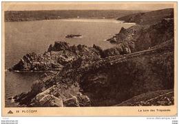 PLOGOFF  - La Baie Des Trépassés.   Carte écrite En 1939.  2 Scans - Plogoff